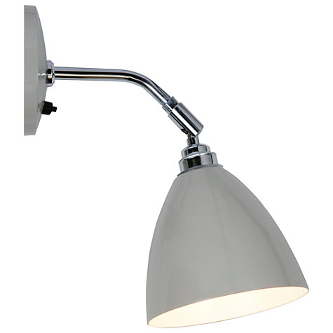 Buy Original BTC Short Task Wall Light Online at johnlewis.com