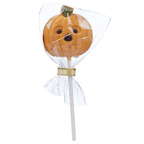 Buy Natalie Chocolates Chocolate Pumpkin Lollies, 20g, Assorted Online at johnlewis.com