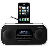 John Lewis Apollo II DAB/FM iPod Dock