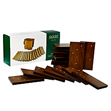 Buy Jaques Deluxe Garden Dominoes Online at johnlewis.com