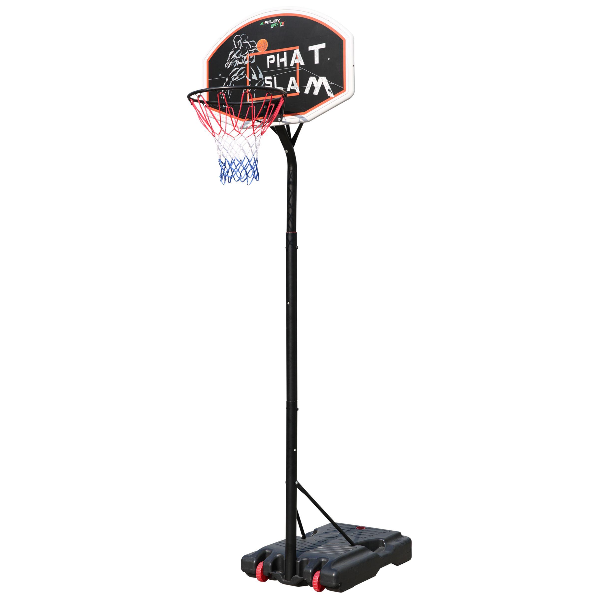 Phat Slam Intermediate Height Basketball System