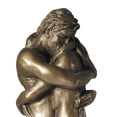 Buy Frith Sculpture Embrace, By Bryan Collins Online at johnlewis.com