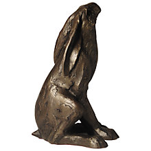 Buy Frith Sculpture Hilda Hare, by Paul Jenkins Online at johnlewis.com