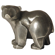 Buy Frith Sculpture Polar Bear Cub, by Adrian Tinsley Online at johnlewis.com