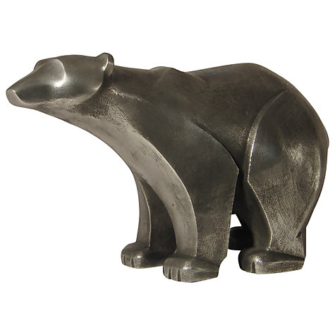Buy Frith Sculpture Polar Bear Standing, by Adrian Tinsley Online at johnlewis.com
