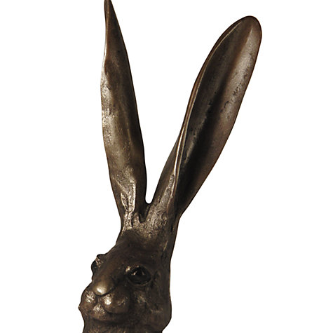 Buy Frith Sculpture Sitting Hare, by Paul Jenkins, Medium Online at johnlewis.com