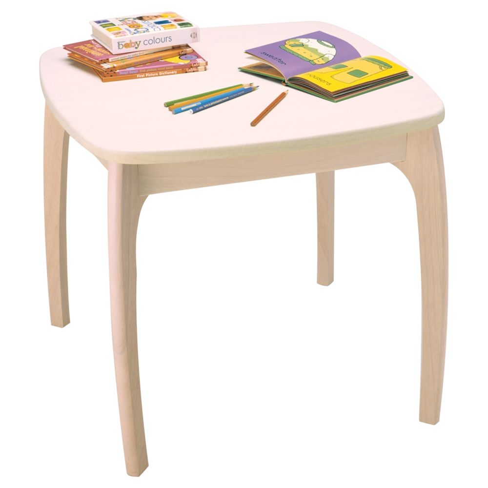 John Crane John Crane Junior Table, Rubber Wood