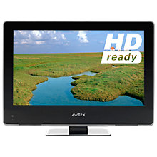 "Buy Avtex L185DRS LED HD 720p TV/DVD Combi, 18.5"" with Freeview, Black Online at johnlewis.com"