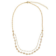 Buy Collection WEEKEND by John Lewis Double Strand Bead Necklace Online at johnlewis.com