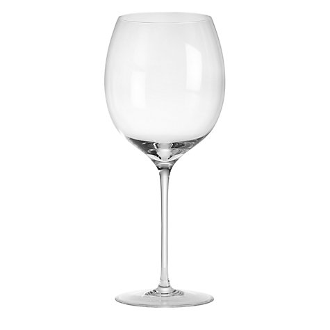 Buy Villeroy and Boch Allegorie Premium Burgundy Goblet Online at johnlewis.com