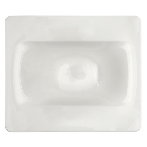 Buy Villeroy & Boch Modern Grace Deep Plate, 27cm Online at johnlewis.com