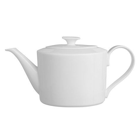 Buy Villeroy & Boch Modern Grace Teapot, 1.2L Online at johnlewis.com