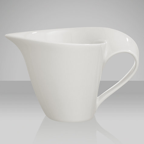 Buy Villeroy & Boch New Wave Creamer Online at johnlewis.com