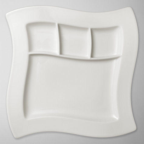 Buy Villeroy & Boch New Wave Grill Plate Online at johnlewis.com