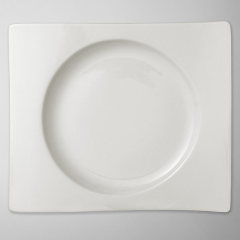 Buy Villeroy & Boch New Wave Round Salad Plate, Dia.22cm Online at johnlewis.com