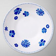 Buy Villeroy & Boch Farmhouse Touch Deep Plate, Dia.25cm Online at johnlewis.com