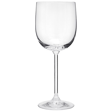 Buy John Lewis Casa Wine Glasses, 0.34L, Set of 4 Online at johnlewis.com
