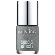 Buy Nails Inc. Special Effects Hologram Top Coat, 10ml, Electric Lane Online at johnlewis.com