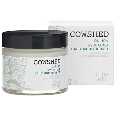 Buy Cowshed Quinoa Hydrating Daily Moisturiser, 50ml Online at johnlewis.com