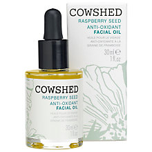 Buy Cowshed Raspberry Seed Anti-Oxidant Facial Oil, 30ml Online at johnlewis.com