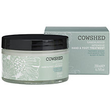 Buy Cowshed Sandalwood Intensive Hand and Foot Treatment, 200ml Online at johnlewis.com