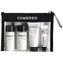 Buy Cowshed Skincare Starter Set Online at johnlewis.com