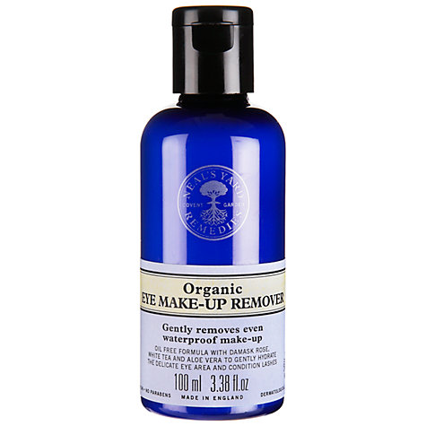 Buy Neal's Yard Organic Eye Makeup Remover, 100ml Online at johnlewis.com