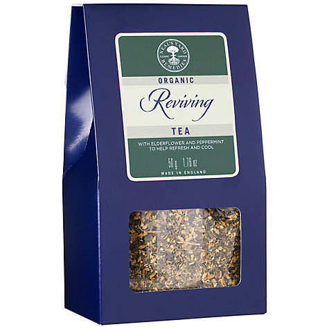 Buy Neal's Yard Organic Reviving Tea, 50g Online at johnlewis.com