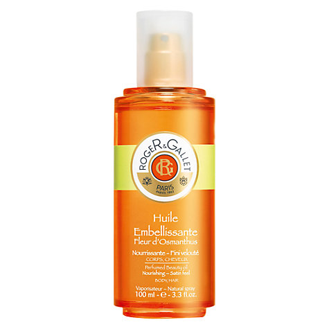 Buy Roget & Gallet Bois D'Orange Huile Sublime, 100ml Online at johnlewis.com