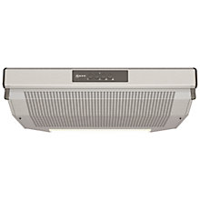 Buy Neff D1613 Cooker Hood, Stainless Steel Online at johnlewis.com