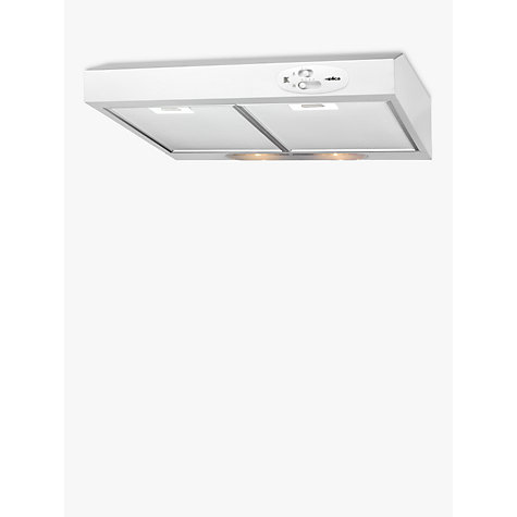 Buy Elica Krea Cooker Hood, White Online at johnlewis.com