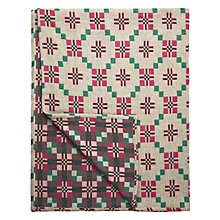 Buy Melin Tregwynt St David's Cross Throw Online at johnlewis.com