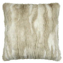 Buy John Lewis Svetlana Cushion, Cream Online at johnlewis.com