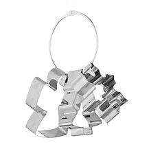 Buy John Lewis Christmas Cookie Cutters, Set of 3 Online at johnlewis.com