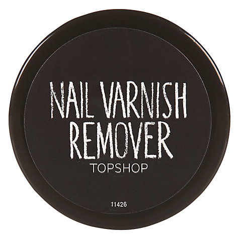 Buy TOPSHOP Nail Wipes Online at johnlewis.com