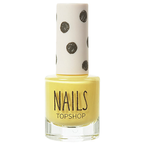 Buy TOPSHOP Nails - Pastels Online at johnlewis.com