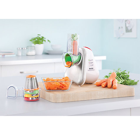 Buy Tefal Fresh Express Plus Chopper, Silver Online at johnlewis.com
