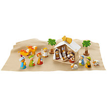 Buy Sevi Nativity Set, Large Online at johnlewis.com