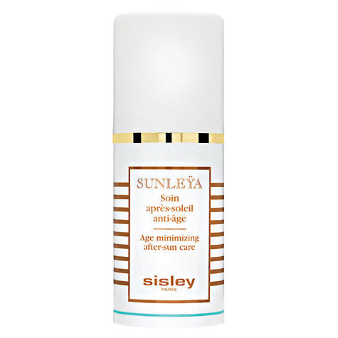 Buy Sisley Sunleya Age Minimizing After-Sun Care, 50ml Online at johnlewis.com