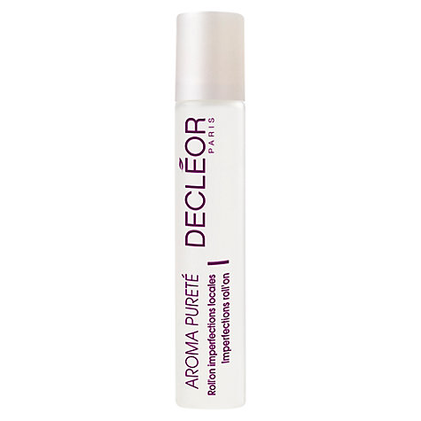 Buy Decléor Aroma Pureté Imperfections Roll On, 10ml Online at johnlewis.com