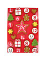 Image on Food Iced Gingerbread Advent Calendar, 325g