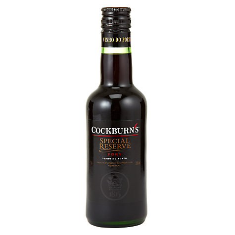 Buy Cockburns Port Reserve in a Lighthouse, 20cl Online at johnlewis.com
