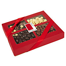 Buy Farhi Nuts and Nougat Chocolate Selection Box, 390g Online at johnlewis.com