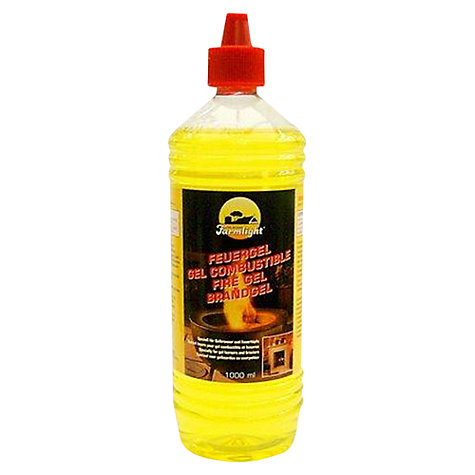 Buy La Hacienda Gel Fuel, 1 Litre Online at johnlewis.com