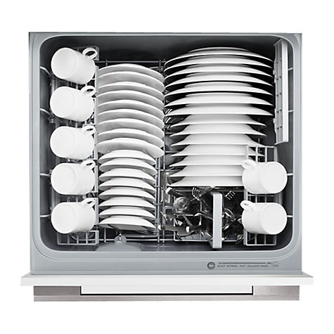 Buy Fisher & Paykel DD60SDFHTX7 Designer Built-in Single DishDrawer Dishwasher, Stainless Steel Online at johnlewis.com