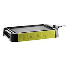 Buy Bodum Bistro Electric Table Grill, Lime Online at johnlewis.com