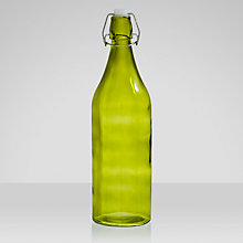Buy House by John Lewis Glass Bottle, 1L Online at johnlewis.com