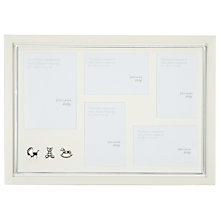Buy John Lewis Collage Photo Frame, Ivory Online at johnlewis.com