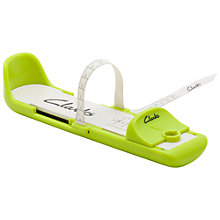 Buy Clarks Shoe Fitting Gauge, Toddler Online at johnlewis.com