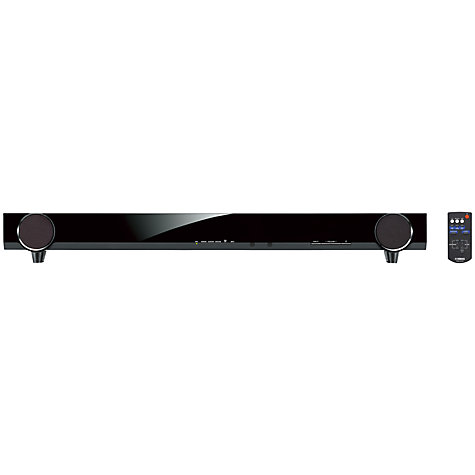 Buy Yamaha YAS-101 7.1 Sound Bar, Black Online at johnlewis.com